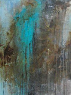 "Mirror Mirror, 2013 acrylic on canvas 30"" X 40"""