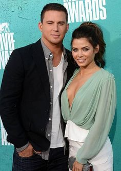 The actor split from wife Jenna Dewan in April after nine years of.