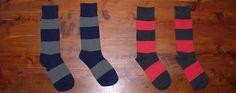 Merona Bold Stripe Socks – $2.50 at Target
