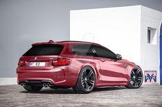 Now this would be cool...BMW M2 Shooting Brake - http://www.bmwblog.com/2015/10/22/now-this-would-be-cool-bmw-m2-shooting-brake/