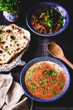 Slow cooker dal makhani (Butter Lentils)