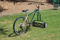 Mowercycle (el flojo) XD