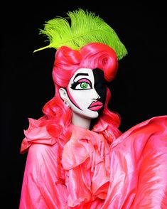 Kim Chi - one of my fav look by her from RPDR S8