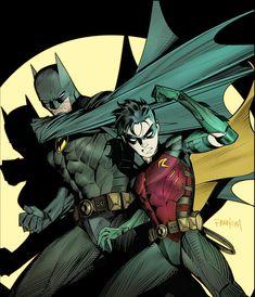 Batman and RobinYou can find Batman robin and more on our website.Batman and Robin Batman Robin, Robin Dc, Batman And Superman, Nightwing Vs Batman, Robin Logo, Robin Superhero, Batman Stuff, Batman Poster, Batman Artwork