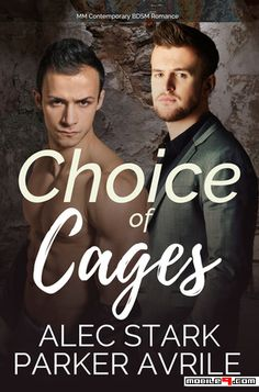 Choice of Cages - Parker Avrile - Tap to see more great collections of e-books! - @mobile9