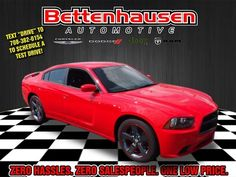 New 2014 Dodge Charger SXT for sale in Tinley Park - Bettenhausen Dodge Ram - Tinley Park Illinois---Lease for under $399/mo