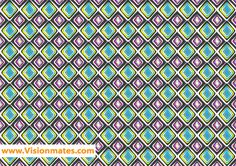 Colorful pattern background vector in different colors. Premium olorful pattern background vector design in Adobe Illustrator and A4 jpg preview