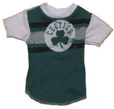 Lil Celtics Vintage Dog T Shirt - XS. #dog