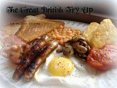 The English Kitchen GreatBritishFryUp
