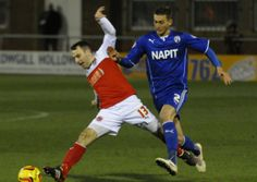 All still to play for at Fleetwood Town