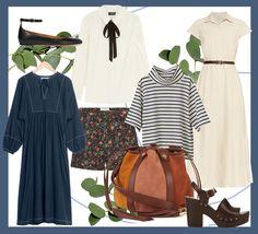 Shopping // Wunschliste: Frühling im Kopf