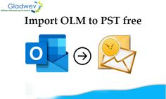 In order to import OLM to PST without anyone's help the users must choose to do it via Gladwev OLM to PST converter Ultimate!     #olmtopsttool #convertolmtopst #exportolmtopst #olmtopstconverter #olmtopst #olmtopstconversion
