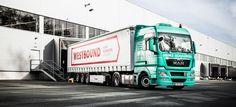 Heinz Schauperl Logistics - Branding by moodley brand identity Brand Identity, Branding, Trucks, Brand Management, Truck, Identity Branding