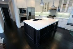 Fullerton Transitional Kitchen remodel