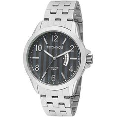 b79247fc033 Relógio Masculino Technos Analógico Clássico 2115KRC 1C