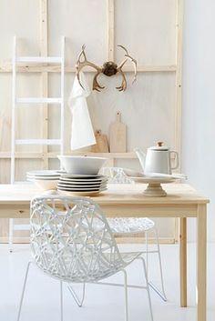 Douceur dans le coin repas / Trine Thorsen—Kirsten Visdal