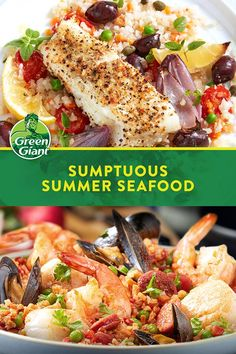 Scroll to discover these light summer seafood recipes. Shrimp Soup, Seafood Soup, Fish And Seafood, Fish Recipes, Seafood Recipes, New Recipes, Healthy Recipes, Ukrainian Recipes, Sauces