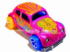 2015 Hot Wheels Treasure Hunt VW Beetle