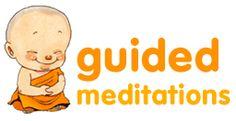 Meditations for kid classes
