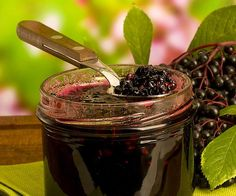 bezová marmeláda Jam And Jelly, Food To Make, Food And Drink, Herbs, Homemade, Canning, Meat, Drinks, Dragon Age