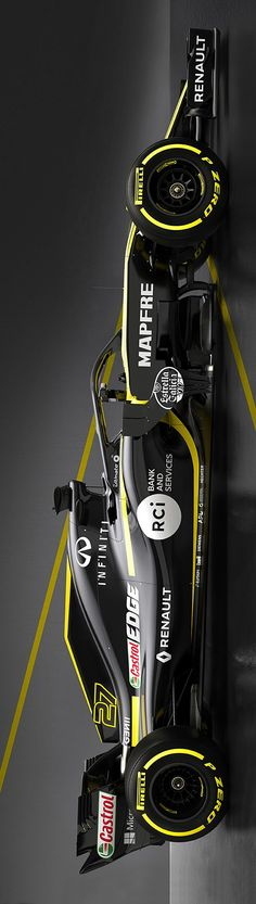 2018/2/20: @RenaultSportF1 #RE18 #RenaultRE18 #RenaultF1 #Renault #F1 #F12018 #FormulaOne