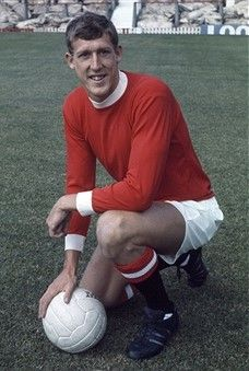 Alan Gowling Manchester United 1970