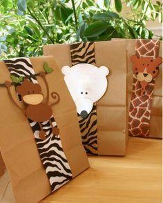 pacote animais