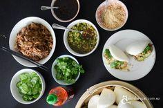 A Kitchen Cat Gua bao recipe