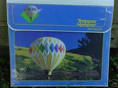 Can't remember exactly WHICH Trapper Keeper I had, but this one sure looks familiar! Our kids don't know what they're missing!