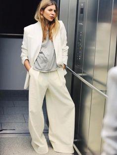 Le pantalon ultra oversize : la nouvelle lubie fashion !