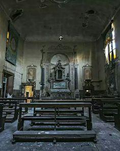 Abandoned Church - Italy