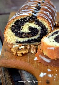 Food Cakes, Finger Foods, Sushi, Ale, Cake Recipes, Bread, Baking, Ethnic Recipes, Pies