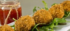 The Weet-Bix veggie balls are a great delicious way to disguise veggies for those fussy eaters. The Weet-Bix adds additional iron and fibre and give the balls a super crunchy coating.