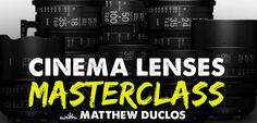 """Today we are going deep down the cinema lenses rabbit hole. I was lucky enough to sit down at speak to the """"Yoda"""" of cinema lenses Matthew Duclos..."""