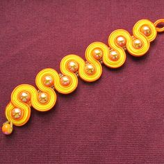 Soutache Bracelet Beaded Bracelet Multicolor Bracelet Colorful Bracelet Bracelets for Women Neon Bracelets Soutache Bracelet Beaded Bracelet Neon Bracelets, Arm Bracelets, Colorful Bracelets, Bangles, Beaded Bracelets, Soutache Bracelet, Soutache Jewelry, Etsy Jewelry, Handmade Jewelry