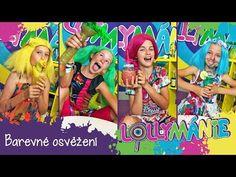 Lollymánie S02E07 - Barevné letní osvěžení - YouTube Kawaii, Entertainment, Youtube, Instagram, Youtubers, Youtube Movies, Entertaining