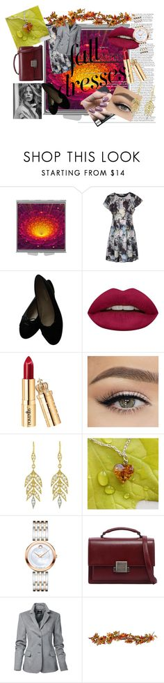 Fall Fashion by monstergirl21 on PolyvoreFall Winter Spring Summer, Chanel, Yves Saint Laurent, Movado, Cathy Waterman, Huda Beauty, Improvements and Zoya
