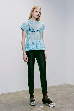 Eudon Choi Resort 2015 - Collection - Gallery - Style.com