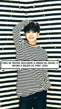 «✧ @amberscintilla ✧» idk spanish but jimin is a cutie as usual