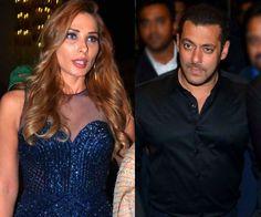 Salman Khans girlfriend Iulia Vantur NOT affected by the rape woman controversy!