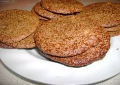 Crocantes de nuez Baby Food Recipes, Sweet Recipes, Cookie Recipes, Lactation Recipes, Lactation Cookies, Baby Finger Foods, Passover Recipes, Healthy Deserts, Coconut Cookies