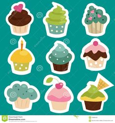 http://thumbs.dreamstime.com/z/cute-cupcake-stickers-19686426.jpg