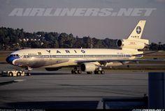 Avião comercial da Varig