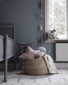 They are just the best storage solution for any kid's room. Inspiration For Kids, Room Inspiration, Deco Kids, Modern Kids, Baby Room Decor, Fashion Room, Kid Spaces, Kidsroom, Kids Decor