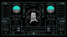 As interfaces do filme The Martian | Blog de AI
