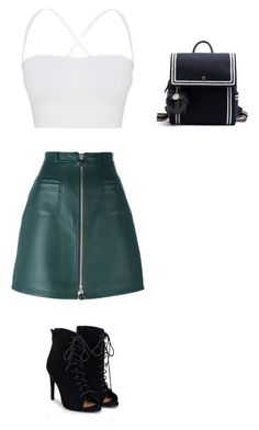 """Sin título #48"" by ninelfo-1 on Polyvore featuring Belleza, Theory, Carven y JustFab"