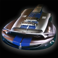 Shelby Mustang Guitar