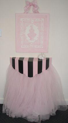 . Ballerina Room, Pretty In Pink, Tulle, Fashion, Moda, Fashion Styles, Tutu, Fashion Illustrations, Mesh