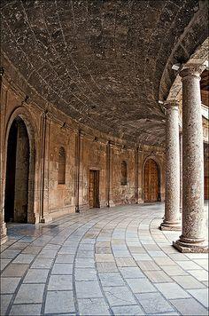 Palacio de Carlos V ~ Granada, Spain