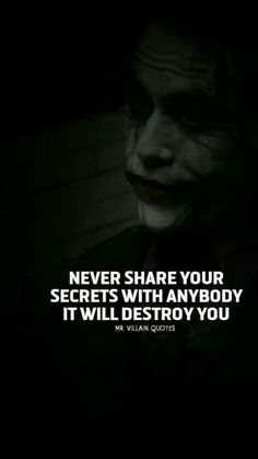 Joker quotes to make your day…. Joker Qoutes, Best Joker Quotes, Best Quotes, Dark Quotes, Wisdom Quotes, True Quotes, Words Quotes, Motivational Quotes, Inspirational Quotes